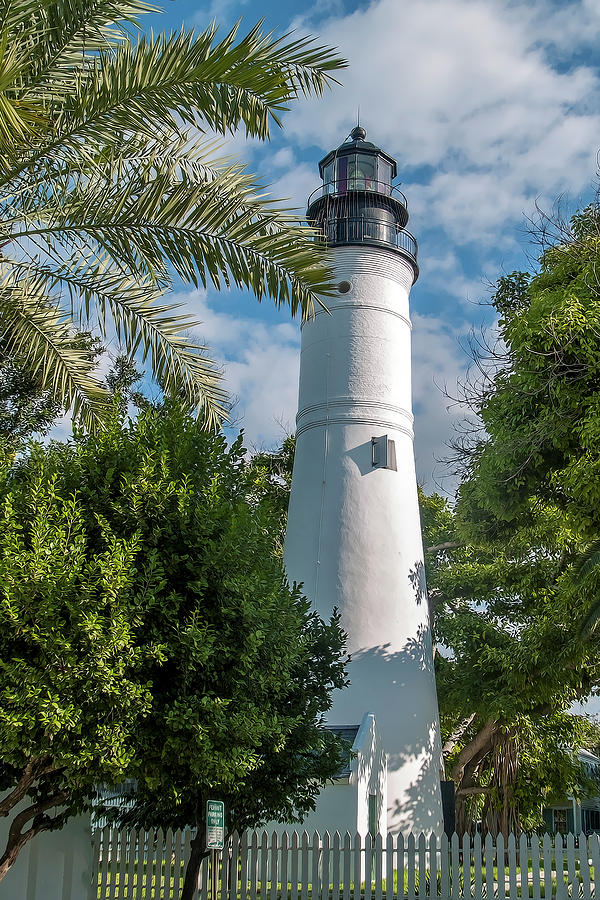 Key West Light by Gordon Engebretson