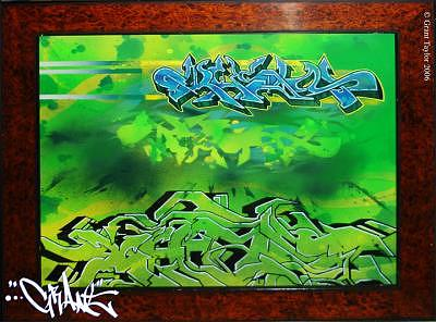 Khaos Creation Painting by Grant Taylor