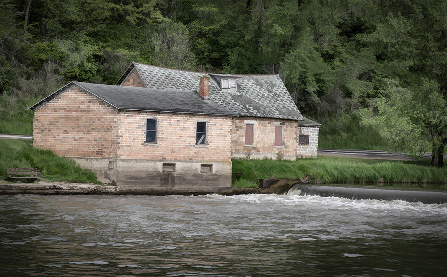Museum Photograph - Kickapoo River Museum 2017-4 by Thomas Young