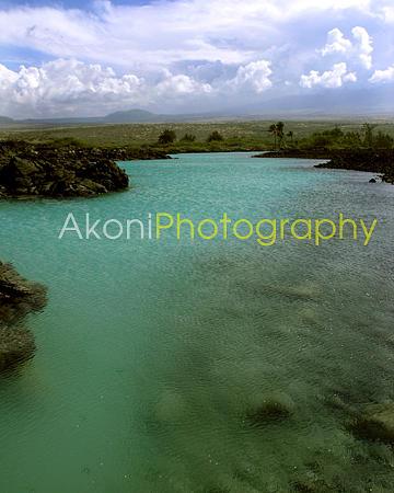 Hawaii Photograph - Kiholo Bay - Waikoloa by Anthony Valadon
