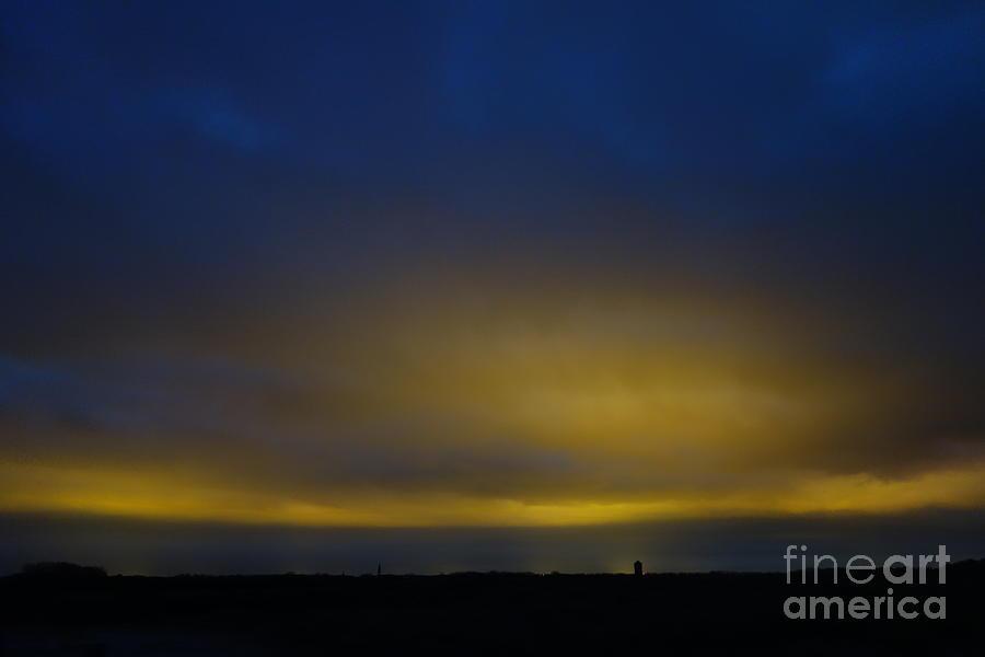 Kijkduin Sunset by Wilko Van de Kamp