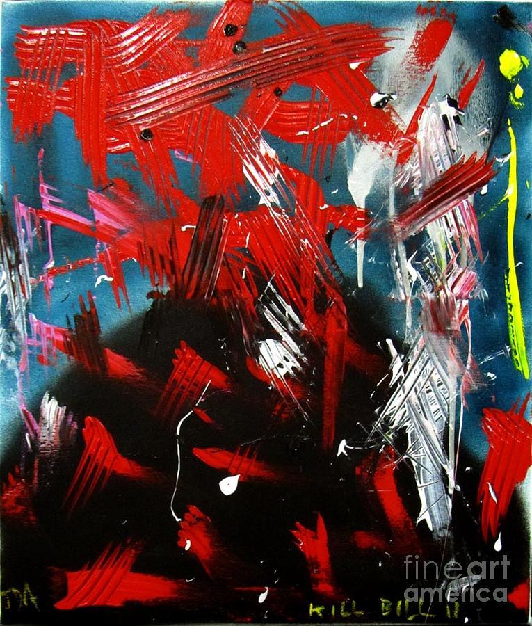 Kill Bill 2 Painting by David Abse
