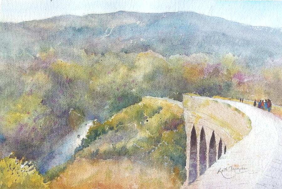 Kilmacthomas Viaduct, Waterford Greenway by Keith Thompson