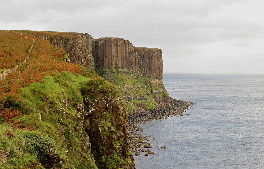 Scotland Photograph - Kilt Rock by Azthet Photography
