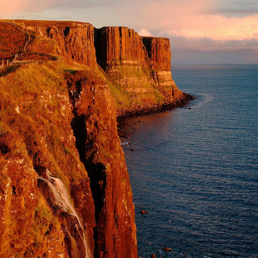 Kilt Rock Isle of Skye by John McKinlay