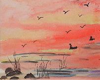 Sea Of Galilee Painting - Kineret by Yael Eylat-Tanaka