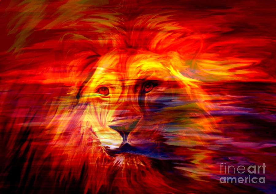 King Of Glory by Pam Herrick