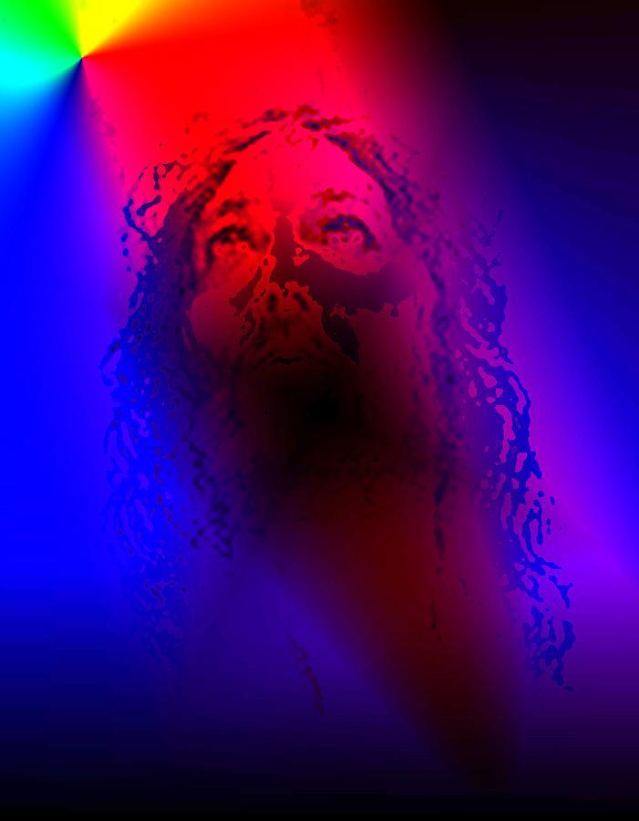 Jesus Christ Digital Art - King Of Kingz 1 by Piety Dsilva