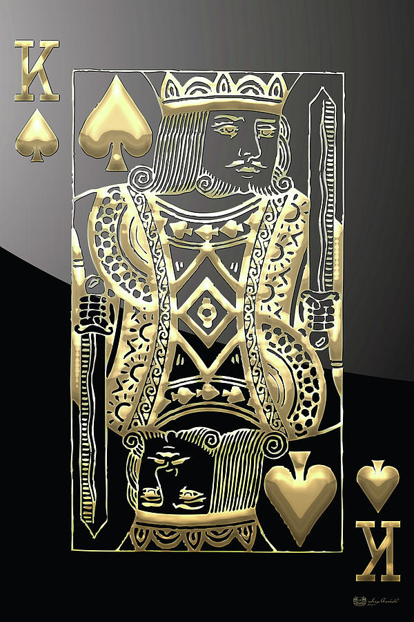 Image result for KING of Spades