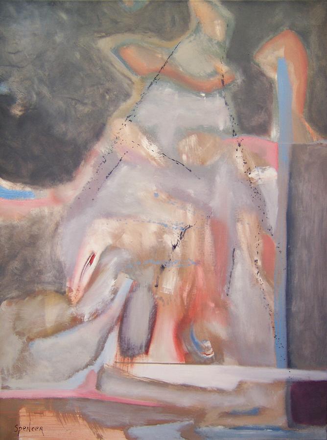 King Seesar Painting by Scott Spencer