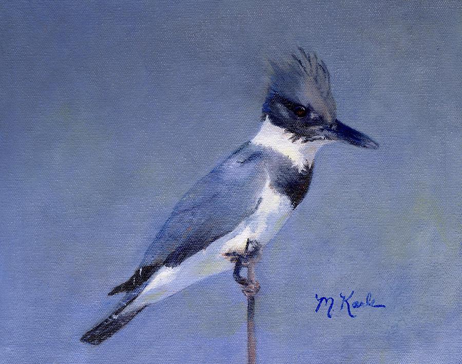 Kingfisher by Marsha Karle