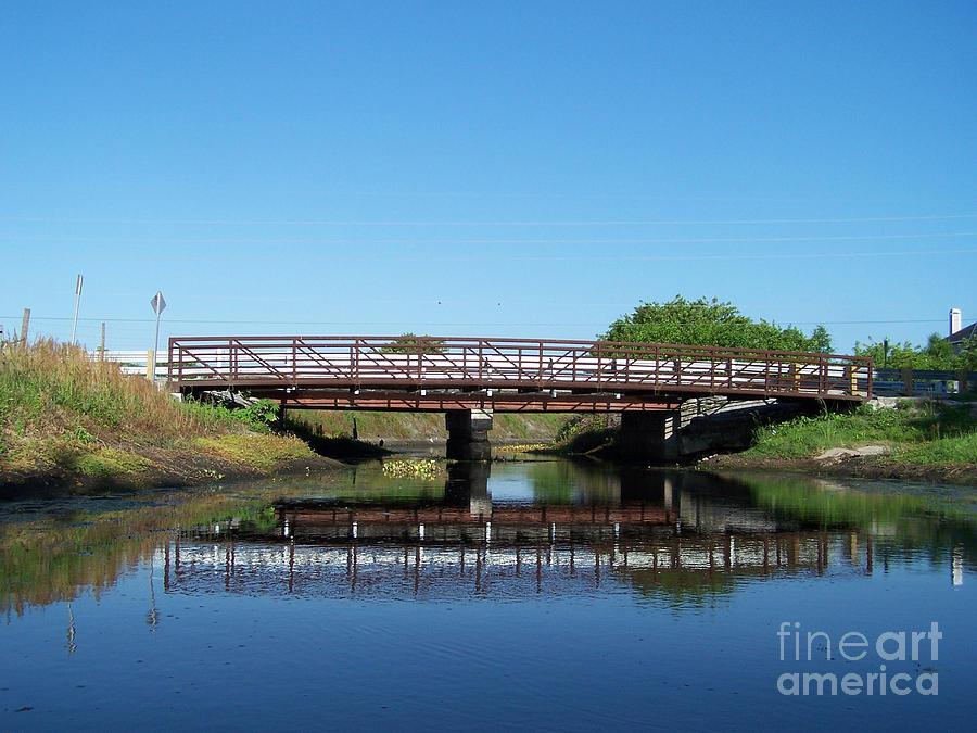 Jack Photograph - Kings Bridge by Jack Norton