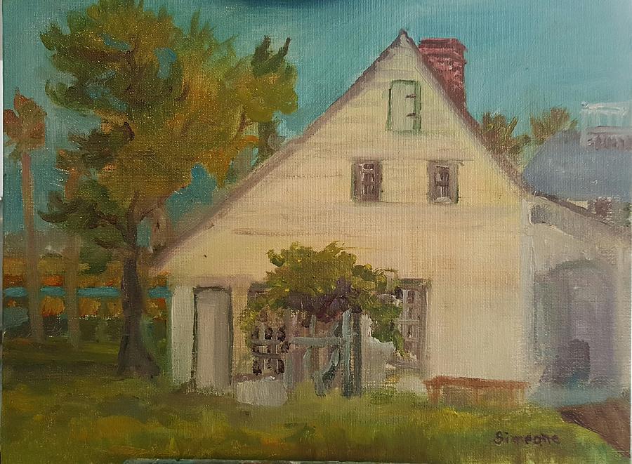 Kingsley  Plantation by Cheryl LaBahn Simeone
