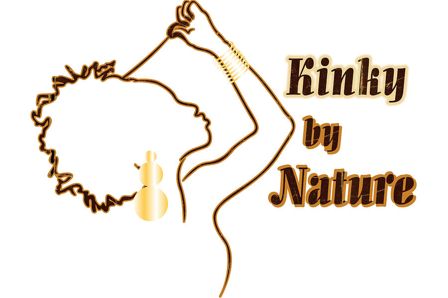 Kinky Digital Art - Kinky By Nature by Rachel Natalie Rawlins