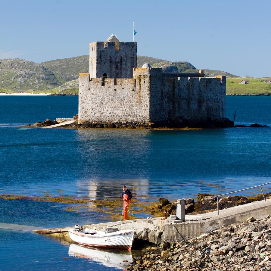 Kisimul Castle Isle of Barra by John McKinlay
