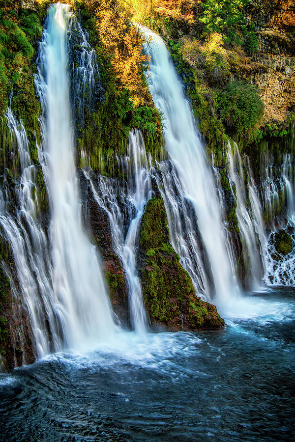 California Photograph - Kiss Of Water by James Heckt