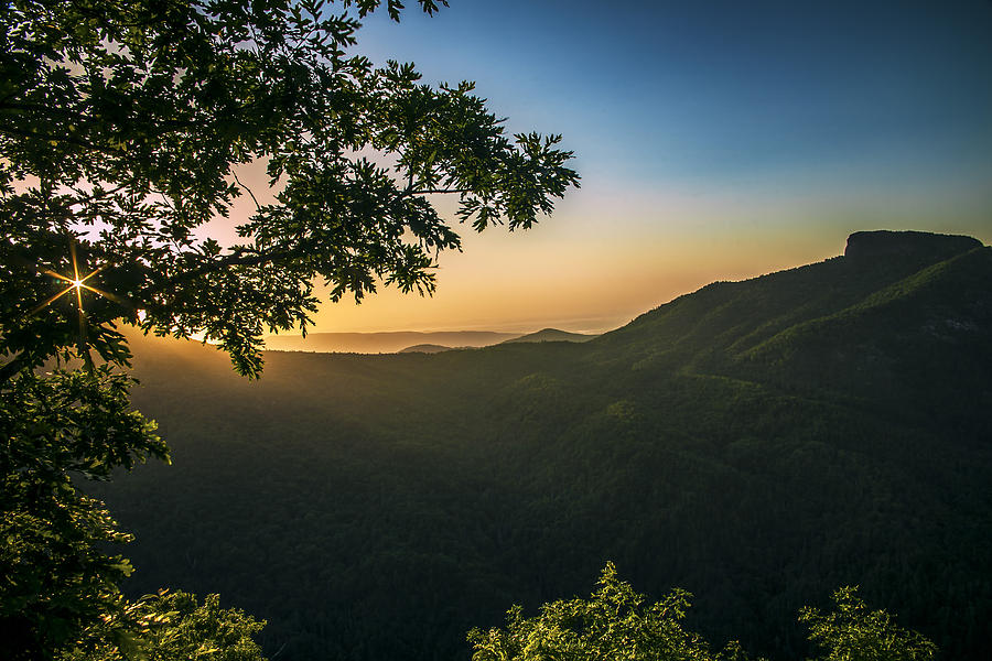 Sunrise Photograph - Kissed By The Sun by William Bentley