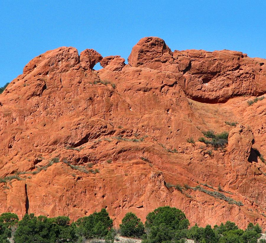 Kissing Camels , Garden Of The Gods