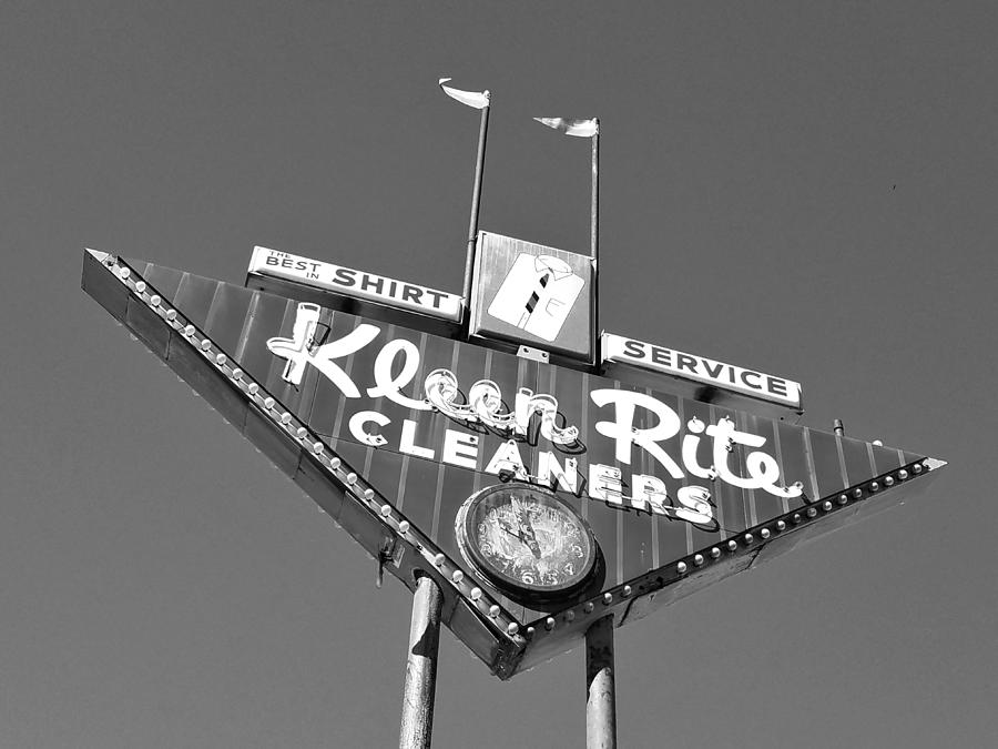 Kleen Rite Cleaners by Angela Comperry