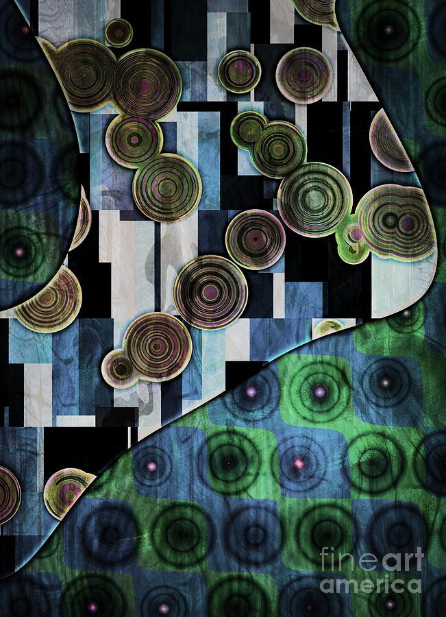 Klimt Inspired II by Amanda Moore