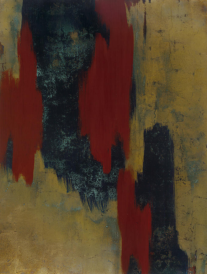 Abstract Painting - Kline 1 by Wayne Berger