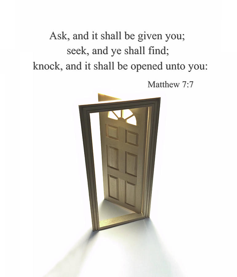 Knock by Morgan Carter