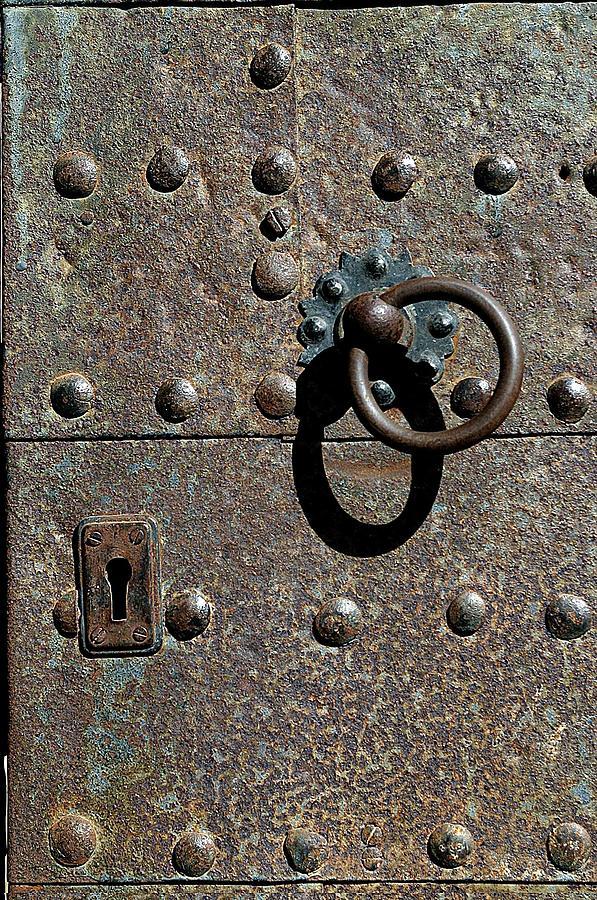 Photographer Photograph - Knock Three Times by Jez C Self