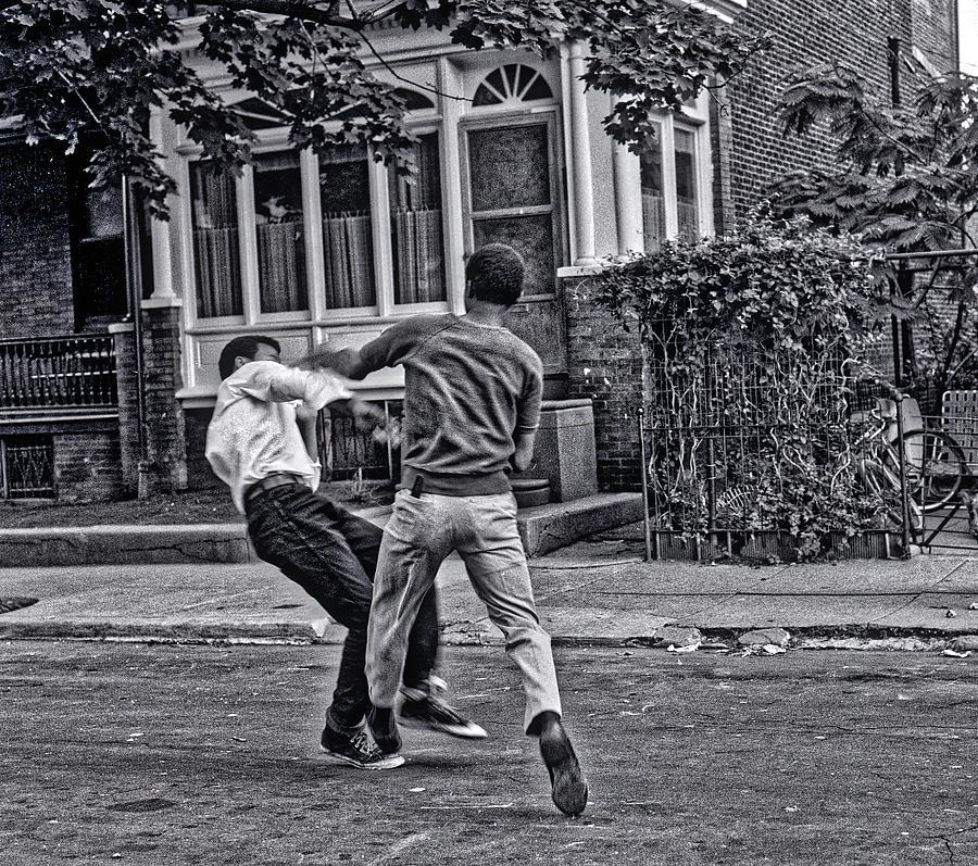 Knockdown Photograph