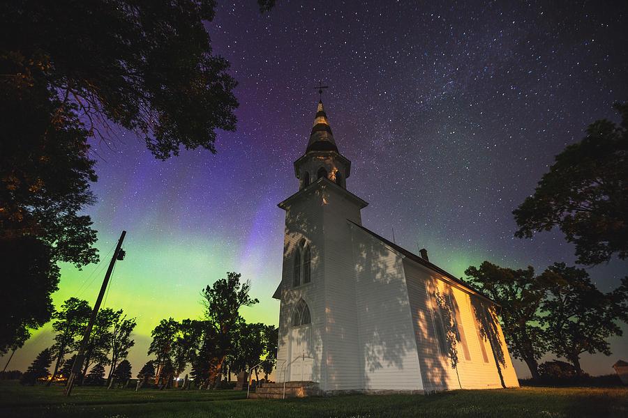 Knockin on Heavens Door Photograph by Aaron J Groen