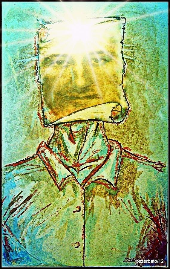 Knowledge Is Power Digital Art - Knowledge Is Power by Paulo Zerbato
