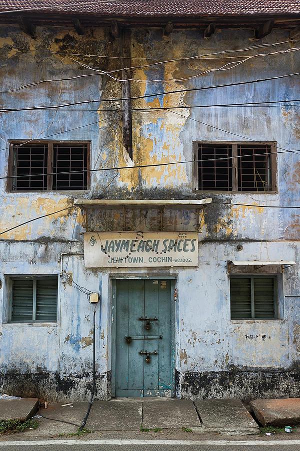 Kochi Spices Photograph