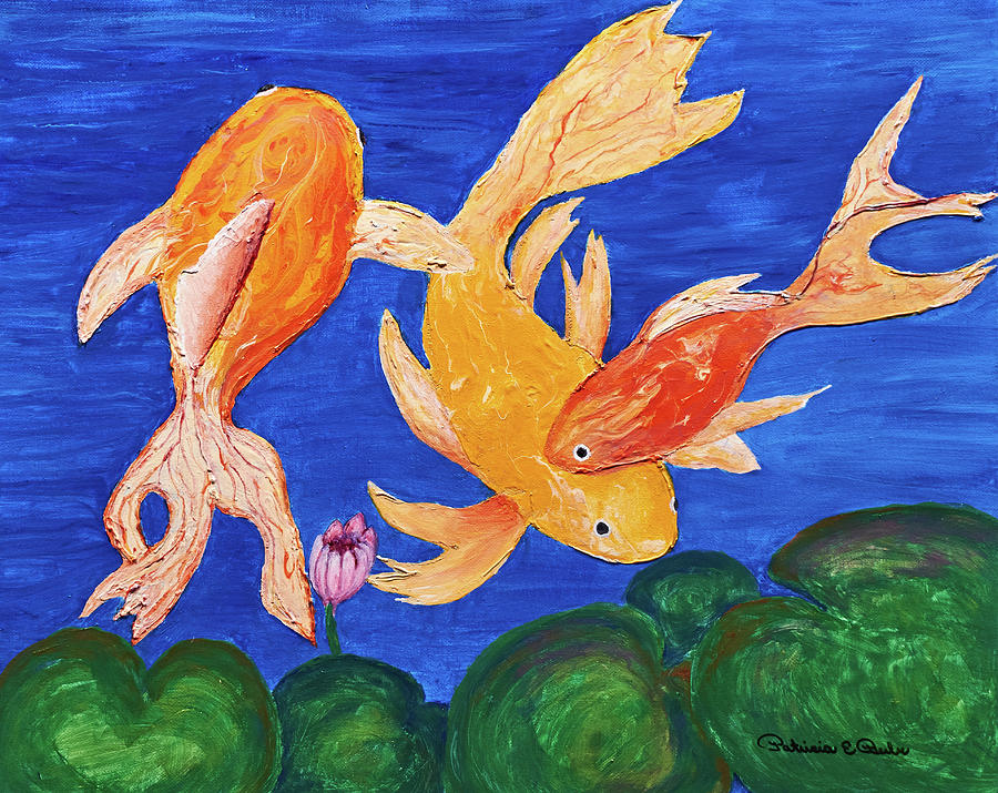 Koi Tales by Patricia Beebe