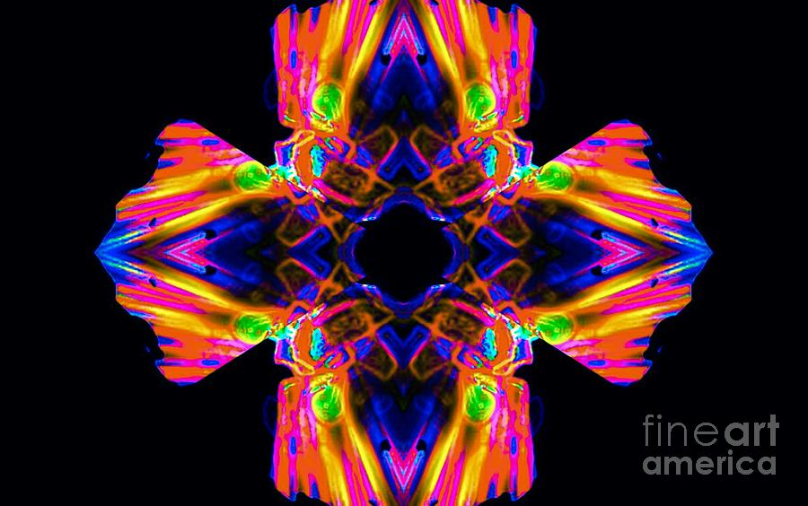 Abstract Digital Art - Kojeling by Lorles Lifestyles
