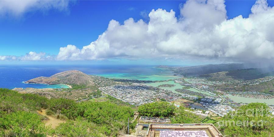 Kokohead Oahu, Hawaii by Hans- Juergen Leschmann