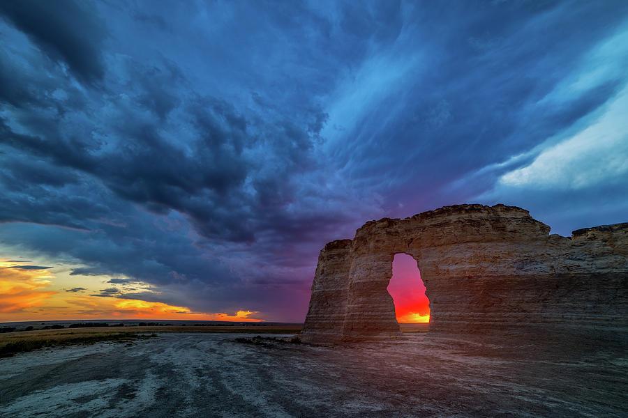 Kolors Of Kansas Photograph