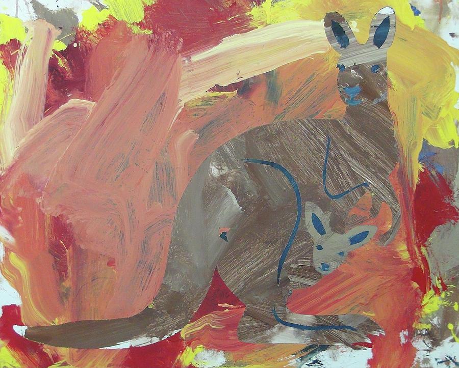 Kooky Kangaroo by Candace Shrope