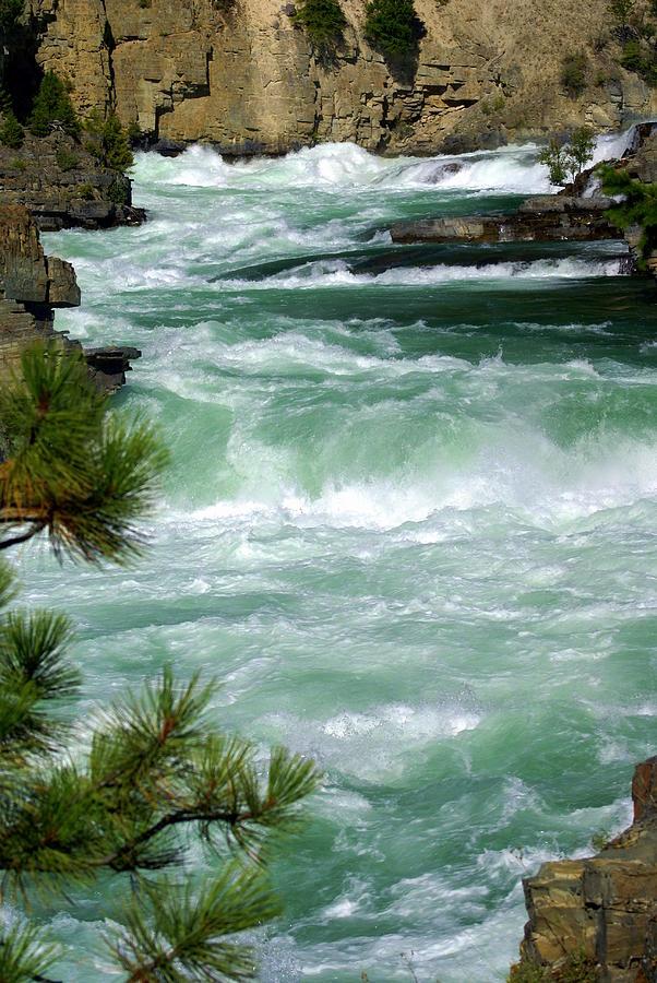 Kootenai River Photograph by Marty Koch