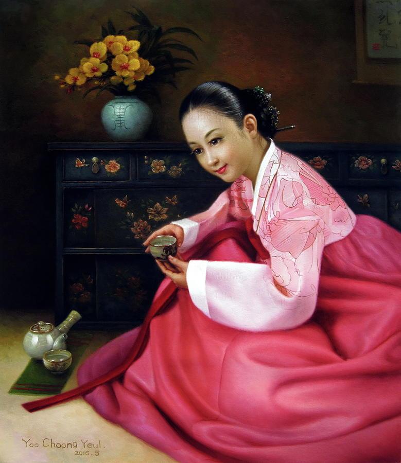 Korea belle 3 by Yoo Choong Yeul