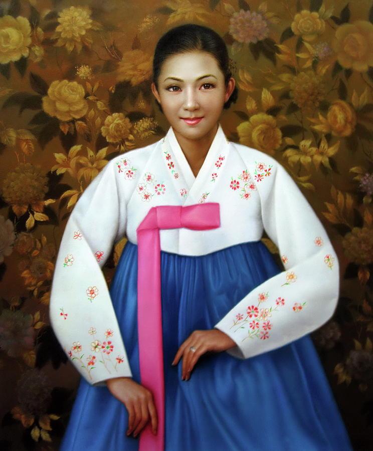Korea belle 6 by Yoo Choong Yeul