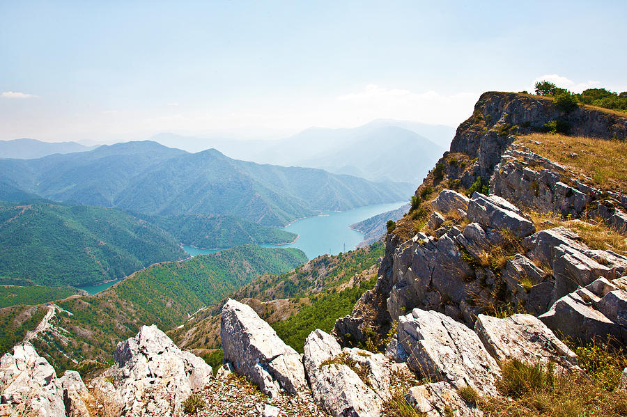 Mount Photograph - Kozjak Mountain 1 by Marjan Jankovic