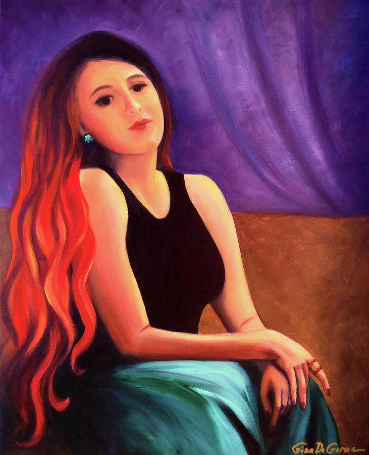 Kristina by Gina De Gorna