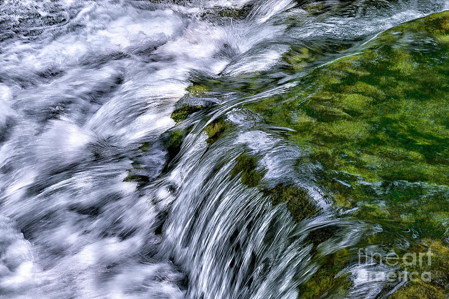 Krka Rapids Photograph