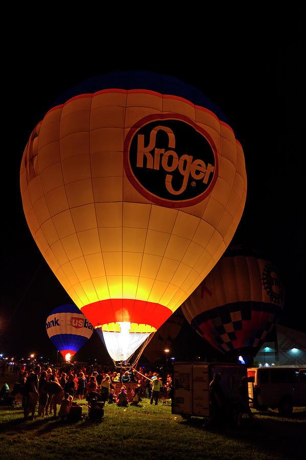 Kroger Balloon Photograph By Fineartroyal Joshua Mimbs
