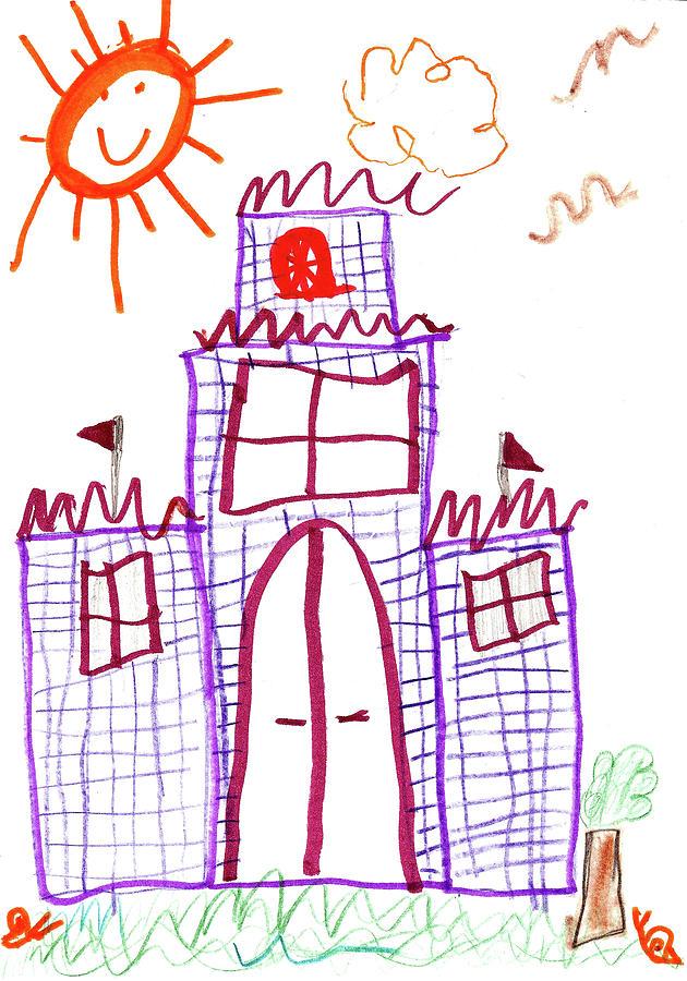 Krystal Y Drawing by Krystal Y