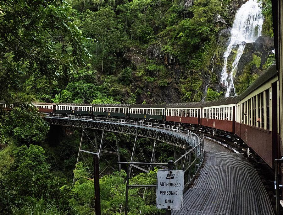 Kuranda Senic Railway by Walt Sterneman