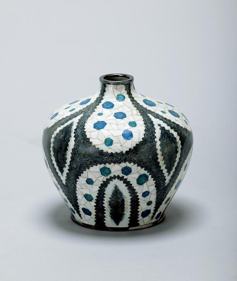 Japanese Ceramic Art - Kyo-Kou by Shoko Kitahara
