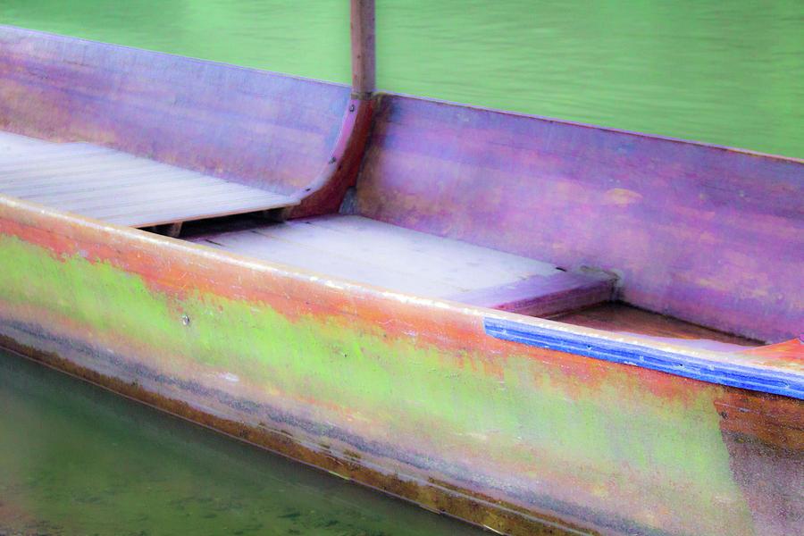 Kyoto Boat by Christie Kowalski