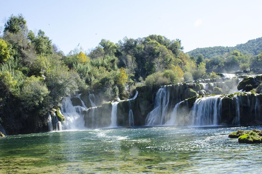 Kyrka Waterfalls by Richard Henne