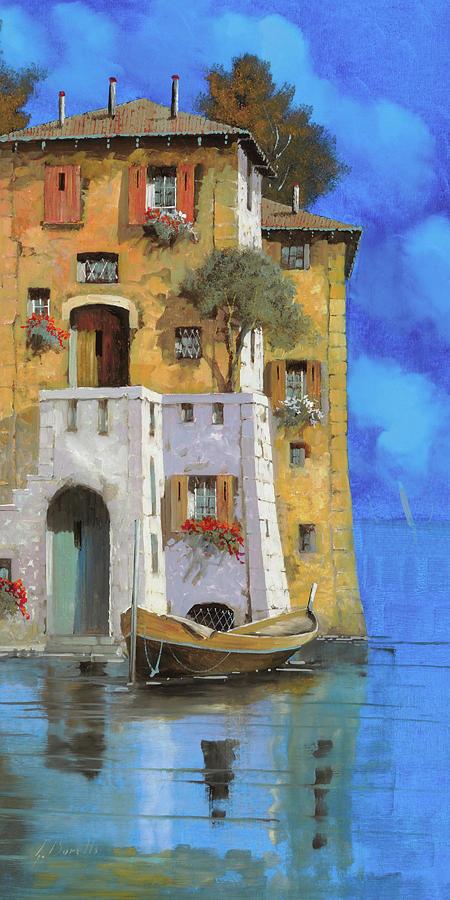 La Casa Sullacqua Painting