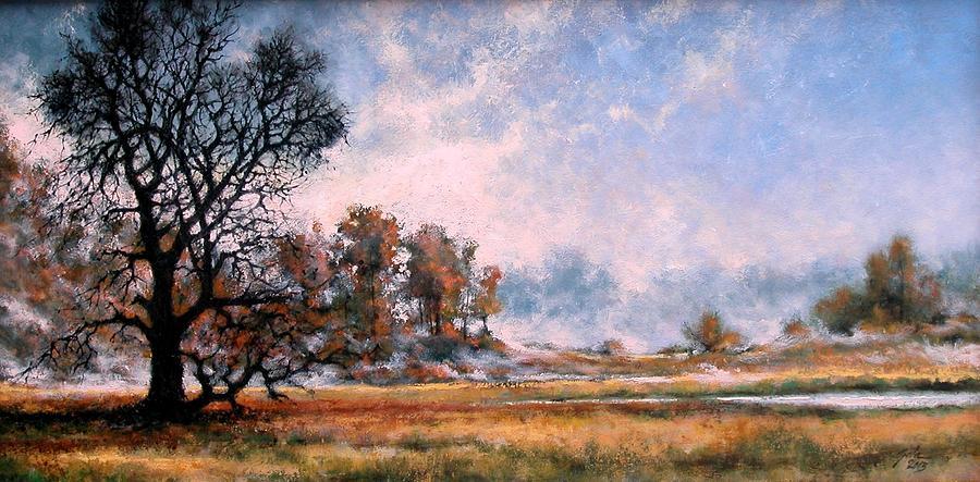 Landscape Painting - La Center Bottoms - Summer by Jim Gola